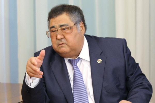 Тулеев
