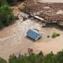 С начала лета на Алтае началось страшое наводнение