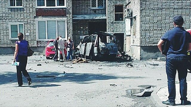 Взрыв в Междуреченске